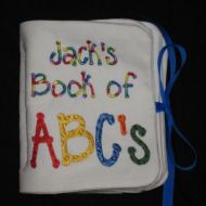 ABC Painting and Coloring Book 6x9