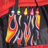 4x4 Crayon Holder